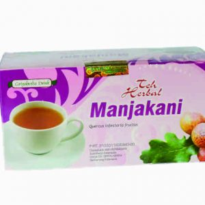 TEH HERBAL MANJAKANI