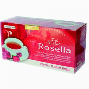 TEH HERBAL ROSELLA