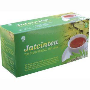 TEH HERBAL JATCIN TEA