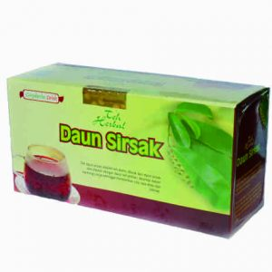 TEH HERBAL DAUN SIRSAK